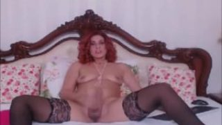 Milf Shemale With a Big Fat Cock Online.mp4