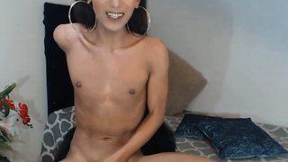 Watch Me Masturbate and Jerk My Big Cock